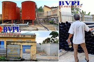 Những công trình làm nghèo đất nước: Đầu tư hàng chục tỷ đồng để rồi bán... phế liệu