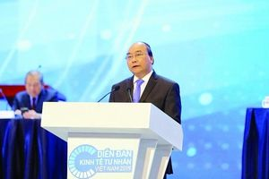 Thủ tướng Chính phủ Nguyễn Xuân Phúc: Kinh tế tư nhân là động lực quan trọng