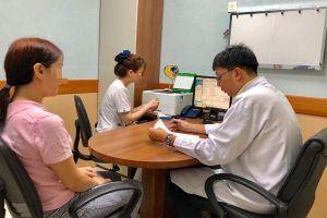 Một phụ nữ bị nhồi máu cơ tim do không chịu tái khám bệnh tiểu đường