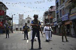 Cảnh sát Sri Lanka công bố danh tính thủ phạm đánh bom liều chết tại Lễ Phục sinh