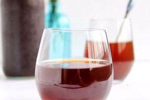 Cách làm món đồ uống 'thần thánh' cho mùa hè