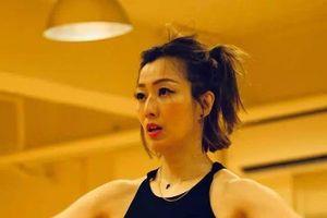 Trịnh Tú Văn khoe ảnh tập gym đầy sức sống giữa scandal ngoại tình của chồng
