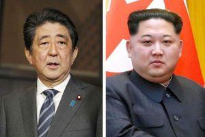 Thủ tướng Nhật Bản sẵn sàng gặp Chủ tịch Triều Tiên Kim Jong-un 'vô điều kiện'