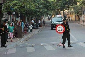 Hà Nội: Cấm nhiều tuyến đường trong Lễ Quốc tang Đại tướng Lê Đức Anh