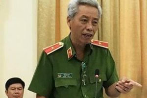Thiếu tướng Phan Anh Minh nghỉ công tác