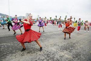 Diễu hành Carnaval Hạ Long 2019