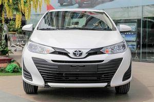 Hàng loạt xe Toyota lại giảm giá mạnh: Vios chỉ 500 triệu đồng