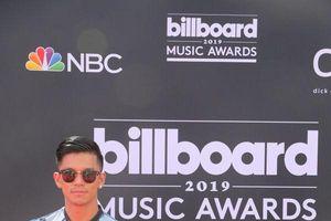 Trọng Hiếu hào hứng với giải thưởng của BTS và khao khát xuất hiện trên sân khấu Billboard Music Awards