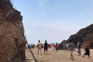 Quảng Bình: Tắm biển, một thanh niên bị đuối nước