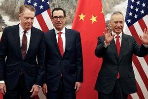 Thỏa thuận thương mại: 'Endgame' của Mỹ và Trung Quốc?