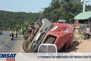 Tai nạn giao thông làm 2 anh em ruột tử vong