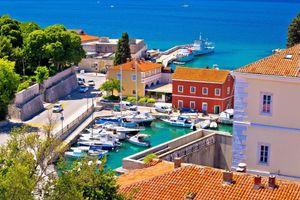 Ngỡ ngàng ghé thăm Zadar
