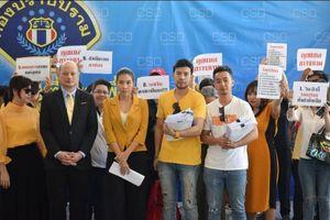 Thái Lan: Chơi trồng bắp ảo trên mạng, hơn 300 người mất tiền thật