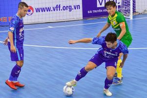 Video trực tiếp Quảng Nam vs Tân Hiệp Hưng, giải Futsal VĐQG HDBank 2019