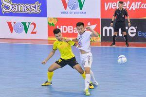 Video trực tiếp Đà Nẵng vs S.S.Khánh Hòa, giải Futsal VĐQG HDBank 2019