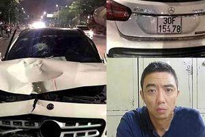 Khởi tố vụ xe Mercedes đâm 2 người tử vong ở hầm Kim Liên