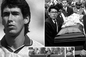 Góc khuất sau cái chết oan nghiệt của Andres Escobar