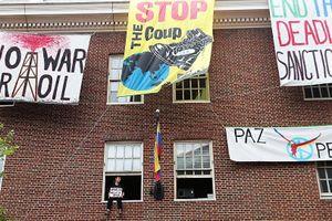 Venezuela yêu cầu Mỹ bảo vệ Đại sứ quán ở Washington