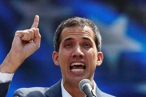 Ông Guaido: Không loại trừ sự can thiệp quân sự của nước ngoài vào Venezuela