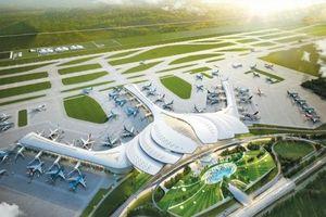 Giải phóng mặt bằng dự án sân bay Long Thành còn quá chậm