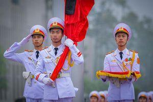 Cả nước treo cờ rủ ngày quốc tang nguyên Chủ tịch nước Lê Đức Anh