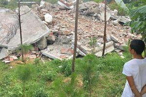 Huyện Sóc Sơn: Nhiều hộ tự khắc phục vi phạm đất rừng