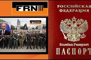 Cư dân Donbass nô nức xếp hàng nhận hộ chiếu Nga