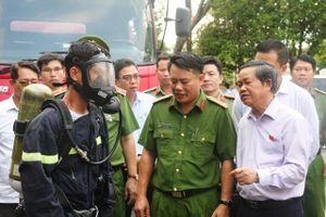 Còn nhiều hạn chế trong thực hiện PCCC tại Đồng Nai
