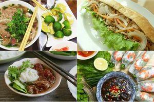 Nức lòng món ăn Việt 'gây thương nhớ' với bạn bè quốc tế