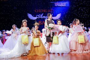 Cô học trò 9 tuổi giành giải Á quân cuộc thi Angel Baby