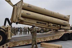Diễn tập THAAD của Mỹ là hành động khiêu khích và đe dọa