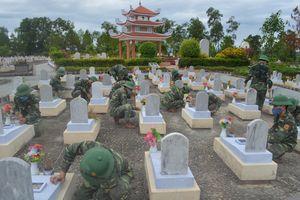 BĐBP Quảng Trị thực hiện tốt phong trào 'Đền ơn đáp nghĩa'