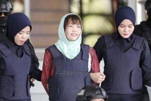 Malaysia chính thức trả tự do cho Đoàn Thị Hương