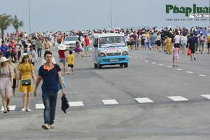 Quảng Ninh thu hút được trên 620 nghìn lượt khách du lịch đợt nghỉ lễ