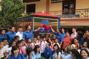 Nhiều việc làm ý nghĩa của tuổi trẻ Thủ đô tại Điện Biên
