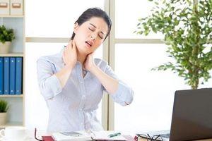 Những bệnh thường gặp ở giới văn phòng