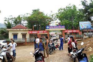Điều tra việc nam thanh niên vào trường đâm học sinh tử vong ở Thanh Hóa