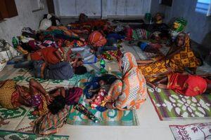 Đã có ba người chết trong siêu bão Fani ở Ấn Độ, Bangladesh