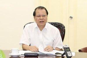 UBKT Trung ương yêu cầu xem xét, xử lý trách nhiệm nguyên Phó Thủ tướng Vũ Văn Ninh