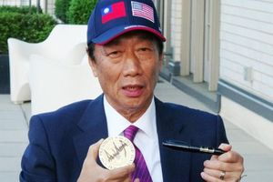 Chủ tịch Foxconn: Sẽ vẫn thân thiết với Mỹ nếu đắc cử lãnh đạo Đài Loan