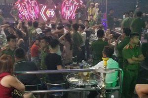 Đà Nẵng: Đột nhập Club F3, phát hiện 80 người dương tính ma túy