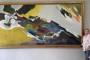 Triển lãm tranh Tạ Tỵ: Người xin cấp phép không phải đại diện pháp lý của gia đình họa sĩ