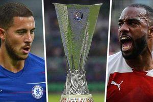 Arsenal và Chelsea kiếm được bao nhiêu tiền nếu vô địch Europa League?