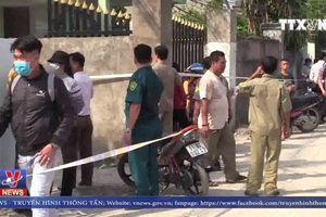 Bình Dương khởi tố bị can giết 3 người trong nhà ở thị xã Tân Uyên