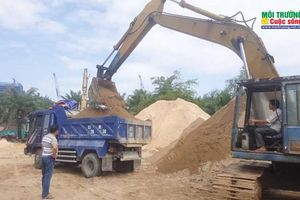 Tp. Hồ Chí Minh – Bài 3: Không kiên quyết xử lý, UBND quận 7 đang 'bao che' sai phạm cho bãi cát 79 Phạm Hữu Lầu?
