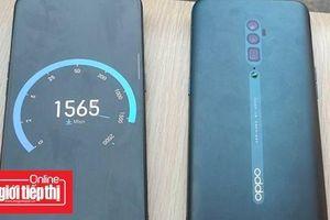 OPPO Reno 5G là điện thoại 5G thương mại đầu tiên ở châu Âu