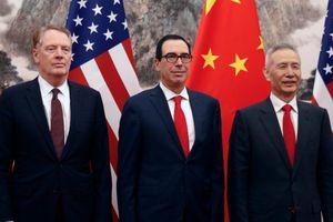 Đàm phán thương mại Mỹ - Trung: Lạc quan le lói