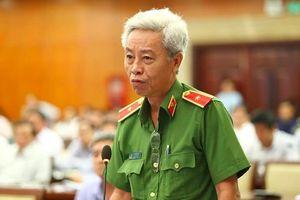 Thiếu tướng Phan Anh Minh: Vị tướng tài ba có khuôn mặt khắc khổ