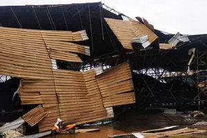 Ấn Độ 'điêu đứng' bởi siêu bão 185 km/h, mạnh nhất 2 thập kỷ