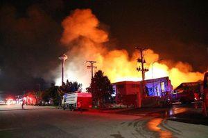 12 khu công nghiệp Bình Dương bỏ trống phòng cháy chữa cháy